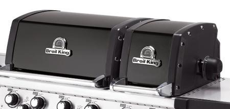 Broil King Imperial XL Black - Piekarnik ze stali szlachetnej