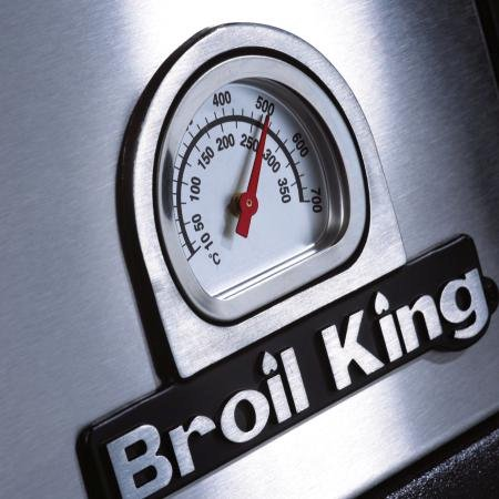 Broil King Royal 340 Grey - Termometr Accu-Temp TM