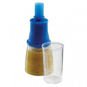 Butelka z silikonową nakładką Grill Pro 42090