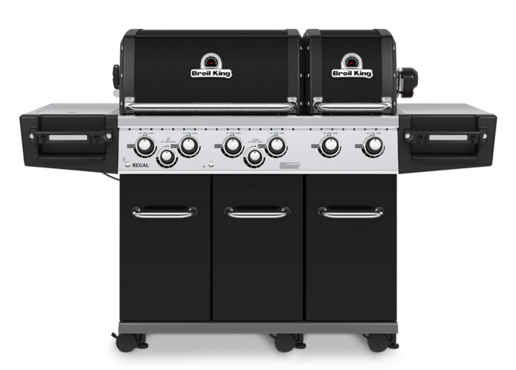 Grill gazowy • Regal XL